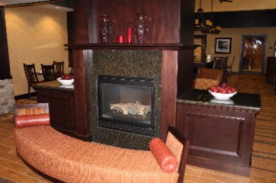 Relax In Front Of A Cozy Fireplace. 8 of 11