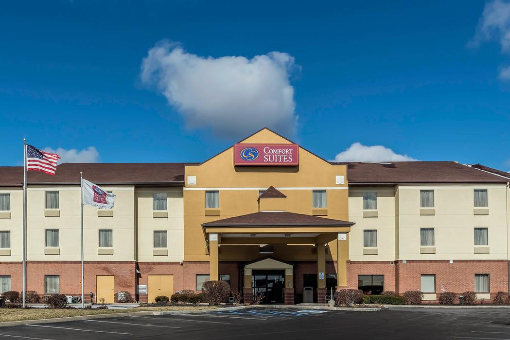 Comfort Suites Miamisburg 13 of 17