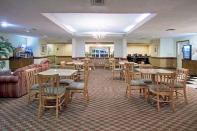 Holiday Inn Express & Suites Florida City Breakfast Area 13 of 16
