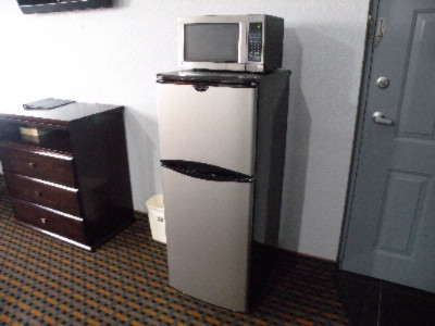 Microwave & Refrigerator In All Rooms 7 of 11