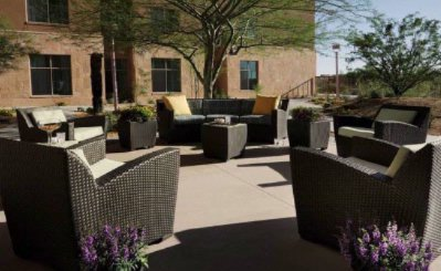 Meeting Room Opens To Outdoor Courtyard 23 of 26