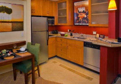 Full Equipped Kitchens In All Suites 10 of 26