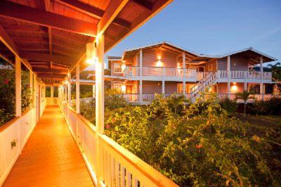 Fotos hotel henry morgan roatan honduras 9