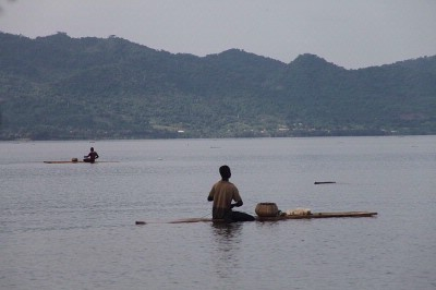 Lake Bosumtwi Fisherman 15 of 16