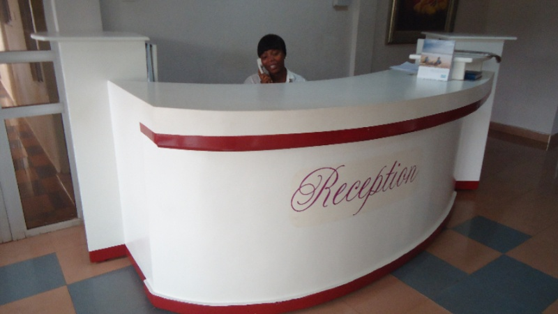 Reception Desk 6 of 6