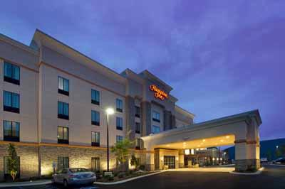 Hampton Inn Chattanooga West Lookout Mountain 1 of 12