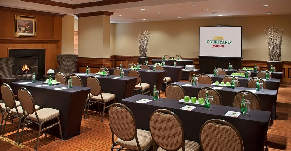 Courtyard Marriott Toronto Airport -The Aviation Meeting Room 18 of 18