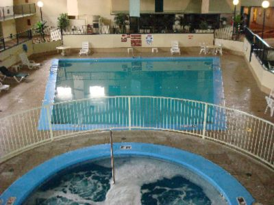 The Indoor Pool And Jacuzzi 4 of 10
