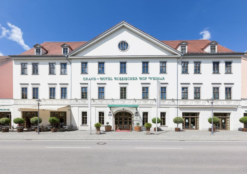 Best Western Premier Grand Hotel Russischer Hof 1 of 10
