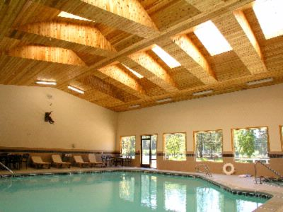 Our Indoor Pool & Hot Tub 12 of 13