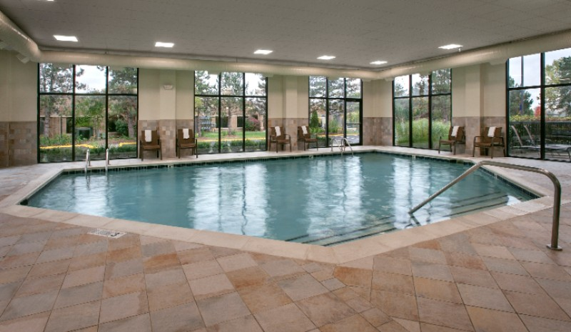 Indoor Pool With Hot Tub 15 of 22