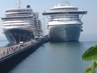 Puntarenas Received The Largest Cruise 4 of 9