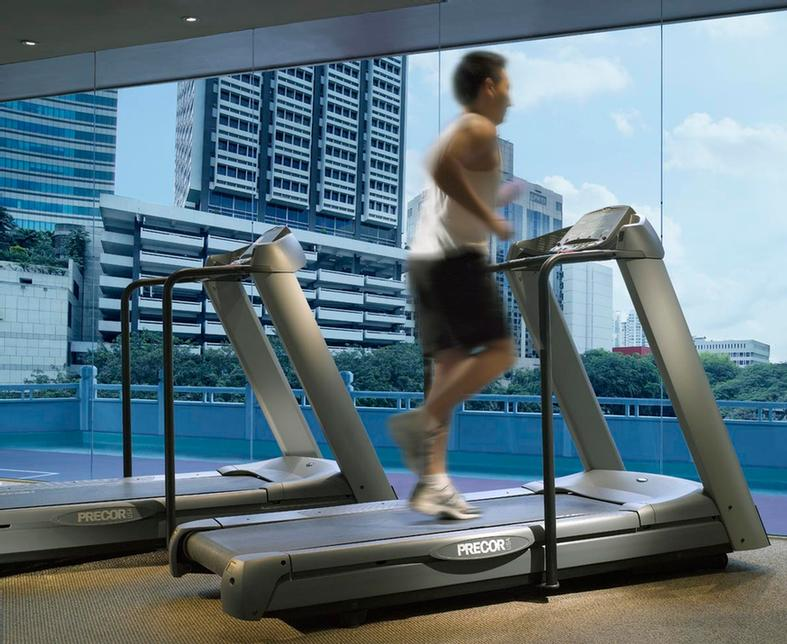 Fitness Center. Our Fully Equipped Fitness Center Features State-Of-The-Art Cardiovascular Equipment To Help You Keep Up On Your Healthy Routines While Visiting Singapore. 5 of 6