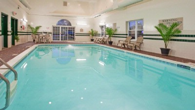 Indoor Pool & Spa 10 of 14