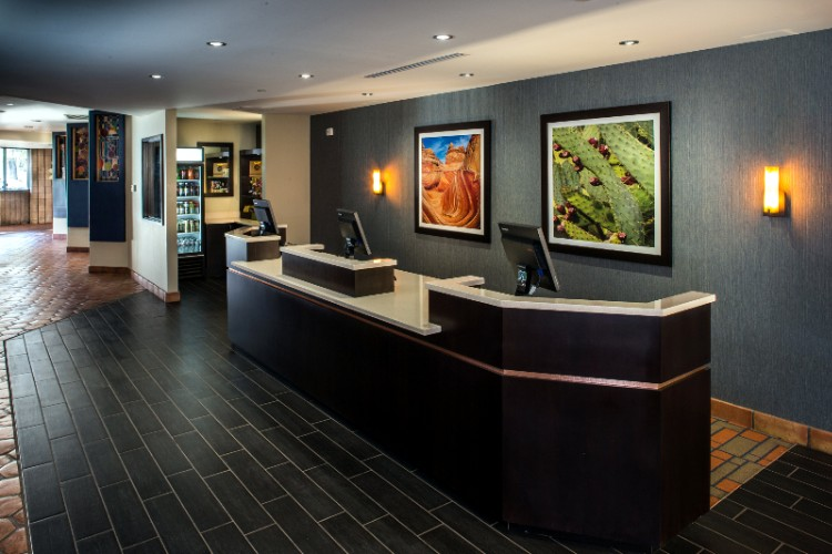 Front Desk 17 of 19