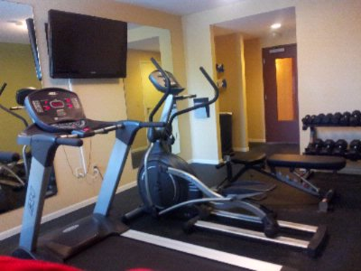 New! Fitness Center 10 of 11