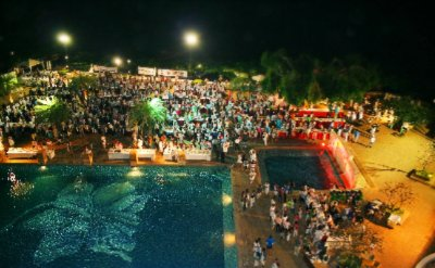 Outdoor Event At Chaba Pool 11 of 16