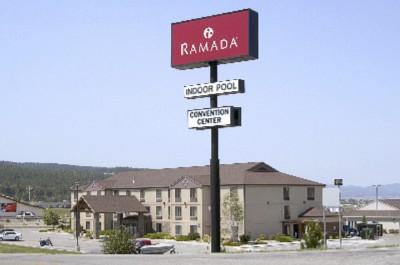 Ramada Summerset Rapid City West 7900 Stage Stop Rd Blackhawk Sd 57718
