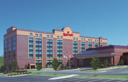 Image of Birmingham Marriott