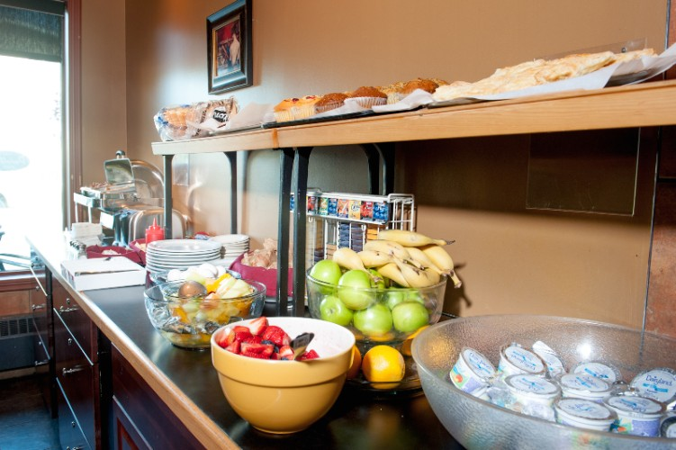Enjoy Complimentary Breakfast 11 of 26
