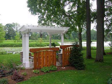Outdoor Pergola 11 of 23
