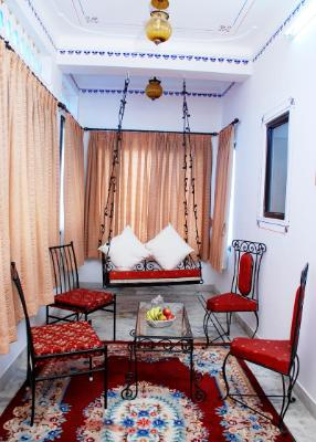 Balcony With Swing In Grand Luxurious Room 5 of 8