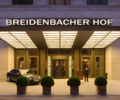 Breidenbacher Hof a Capella Hotel 1 of 12