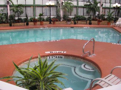 Heated Indoor Pool & Whirlpool 27 of 28