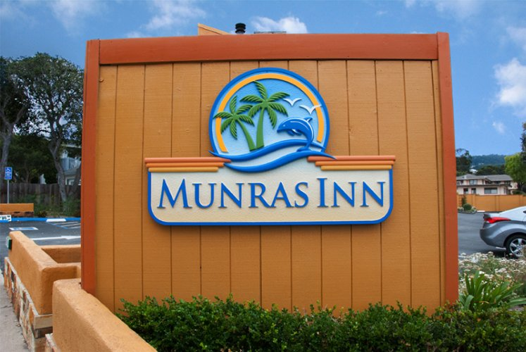 Munras Inn Monterey 1 of 16