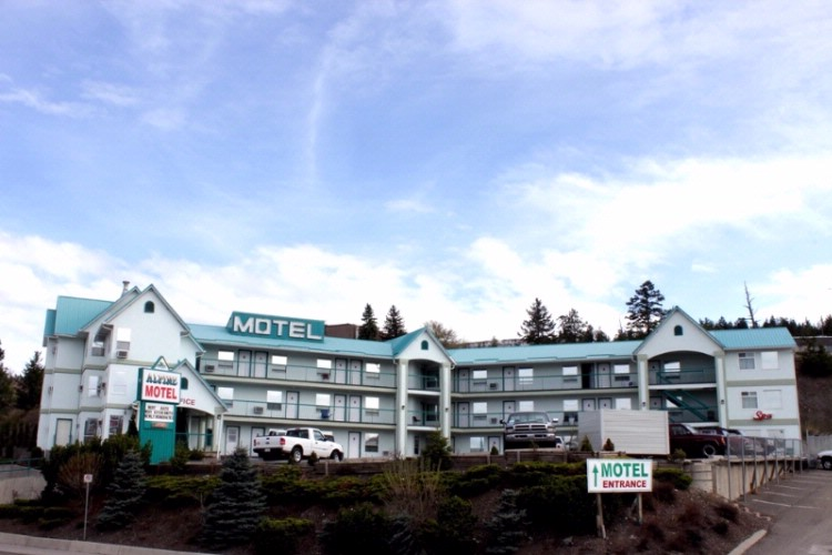 Alpine Motel Kamloops 1 of 14