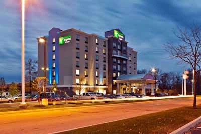 Holiday Inn Express Polaris Parkway 1 of 6