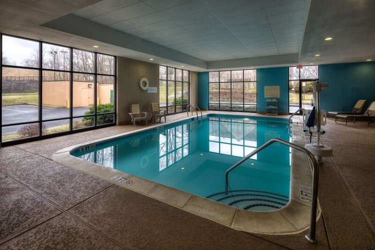 Heated Indoor Pool 13 of 16