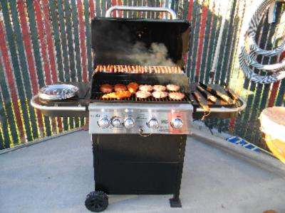 Bbq Grill On-Site. 19 of 24