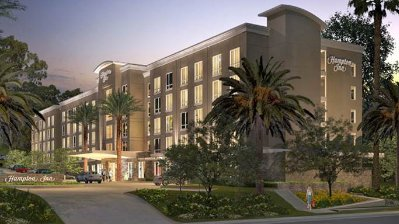 Brand New Hampton Inn San Diego Mission Valley 2 of 2