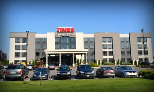 Grand Times Hotel Quebec City Airport