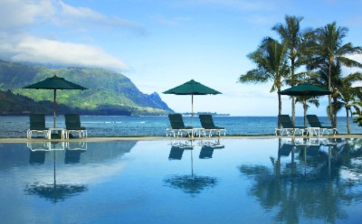 Princeville Hotel Pool 3 of 8