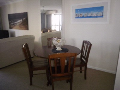 One Bedroom Dining Area 9 of 11