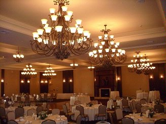 Chandelier Ballroom 14 of 16