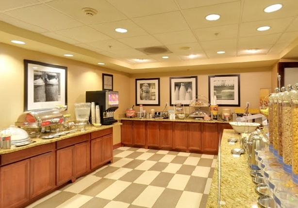 Complimentary Continental Breakfast 9 of 12