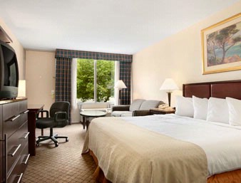 The Ramada Conference Center Fishkill Has 60+ King Rooms 18 of 28