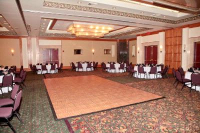Banquet Room -Dance Floor Set Up 23 of 28