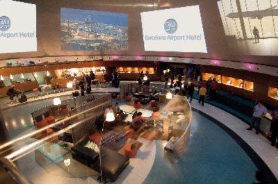 Barcelona Airport Hotel Plaza De La Volateria 3 El Prat Llobregat 08820