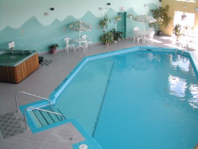 Indoor Pool Whirlpool 9 of 9