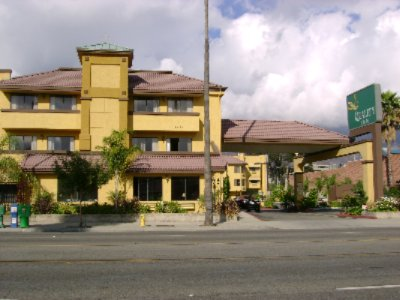 Image of Quality Inn Pasadena