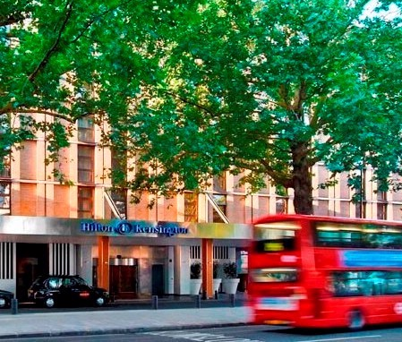 Hilton London Kensington 1 of 6