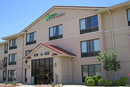 Extended Stay America West El Paso 1 of 12