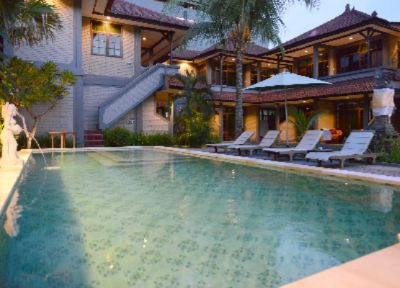 Amazing Kuta Hotel Jl Poppies Lane 2 Gg Mangga No3 80361