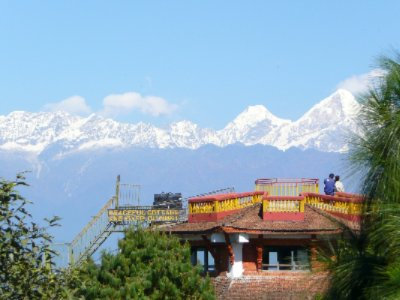Views Of The Himalayas Nagarkot 11 of 13