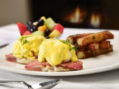 Complimentary Breakfast -A La Carte 25 of 29