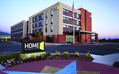 Home2 Suites by Hilton South Jordan 1 of 13